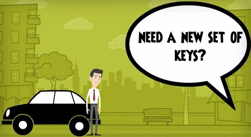 replace Car keys