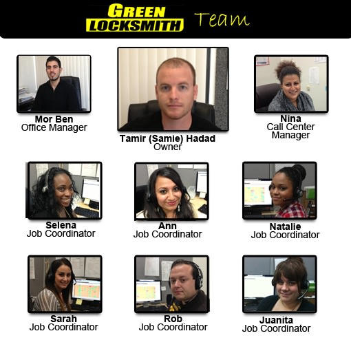 Greenlocksmiths Team